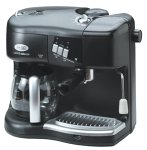 Delonghi Combi Coffee Maker Argos : de longhi bc065bs combi coffee maker