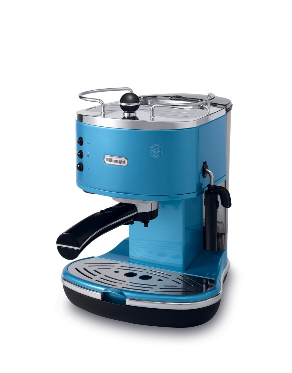Delonghi Coffee Maker Eco310 : Delonghi ECO310.B Blue Coffee Maker - review, compare prices, buy online