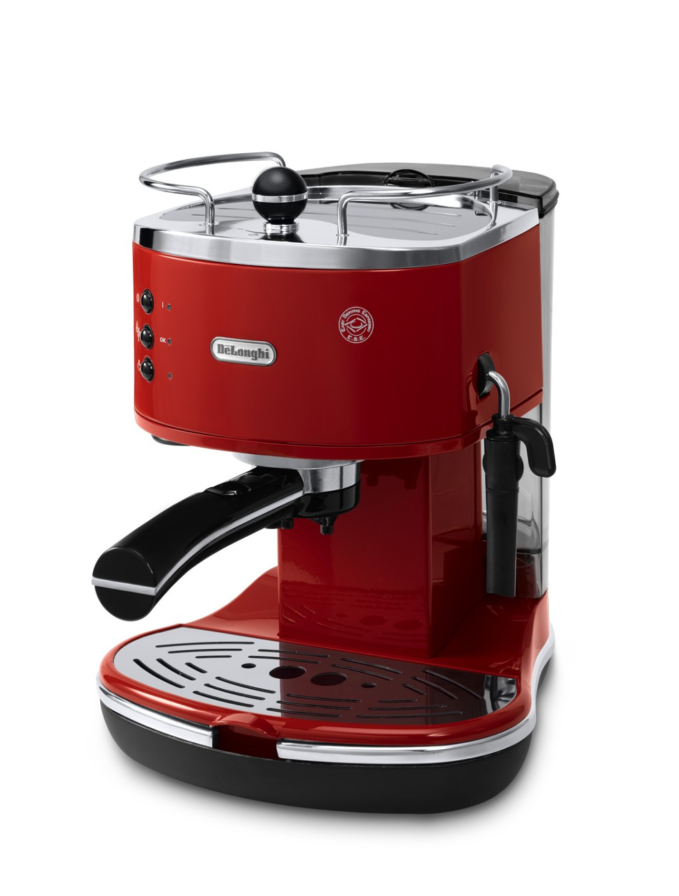 Delonghi Coffee Maker Eco310 : Delonghi ECO310.B Red Coffee Maker - review, compare prices, buy online