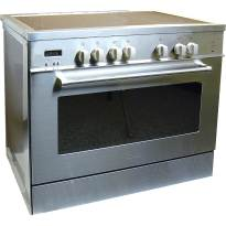 90cm electric ceramic range cooker - CLICK FOR MORE INFORMATION