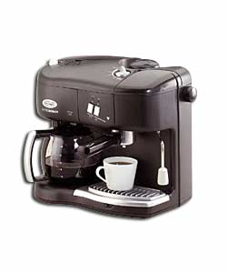 Delonghi Coffee Maker Stopped Working : DELONGHI Steam Combi Coffee Maker - review, compare prices, buy online