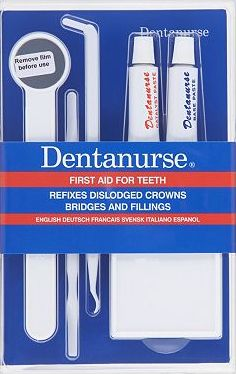 Dentanurse (UK) Ltd, 2041[^]10020478 Dentanurse First Aid Kit for Teeth 10020478