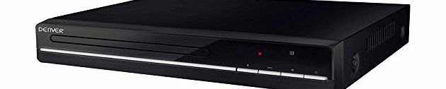 Denver DVH-7783 MK2 Multiregion Compact Multiregion DVD Player Upscaling 1080P HDMI