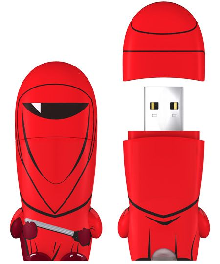 Mimobot Star Wars Series 3 - 2GB USB Flash Drive
