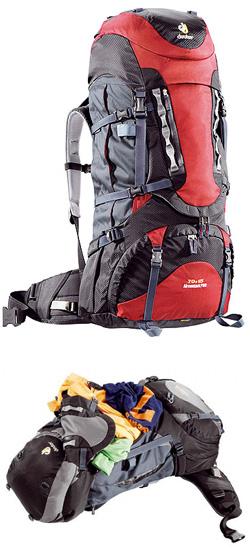 deuter backpacks reviews