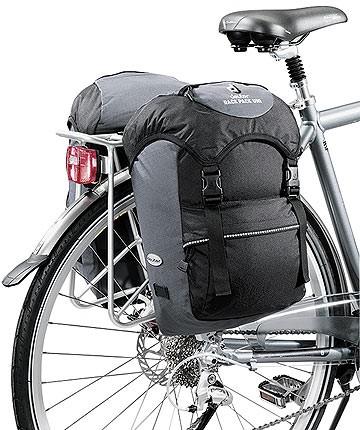 Багажный рюкзак Rack Pack Uni Deuter .  Путешествия.