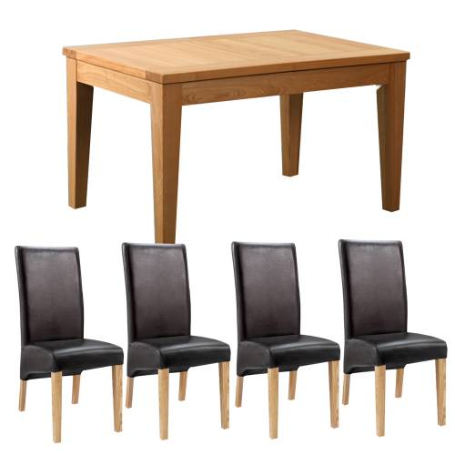 Devon dining room tables for Dining room tables the range