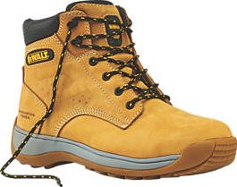 Dewalt, 1228[^]6209D Bolster Ladies Safety Boots Honey Size 6