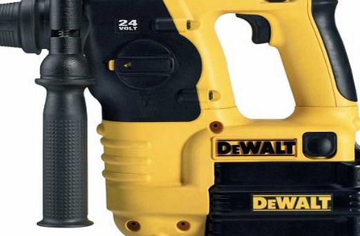 DeWalt DC223KA 24V Ni-Cd Heavy Duty 3 Mode Dedicated Cordless Hammerdrill