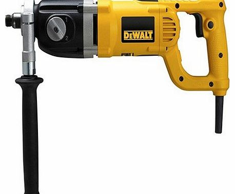 DeWalt  D21580K 1705W 1/2-inch Male BSP 2-Speed Dry Diamond Drill 240V