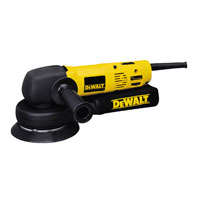 Dewalt Dw443 Variable Speed Right Angle Sander 150mm 240v product image
