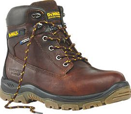 Dewalt, 1228[^]34930 Titanium Safety Boots Tan Size 12 34930