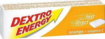 Dextro, 2041[^]10007931 Energy Orange   Vitamin C 2 x 47g 10007931