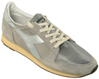 Ed Moses Grey Trainers