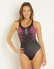 Scretch Swimsuit - Black