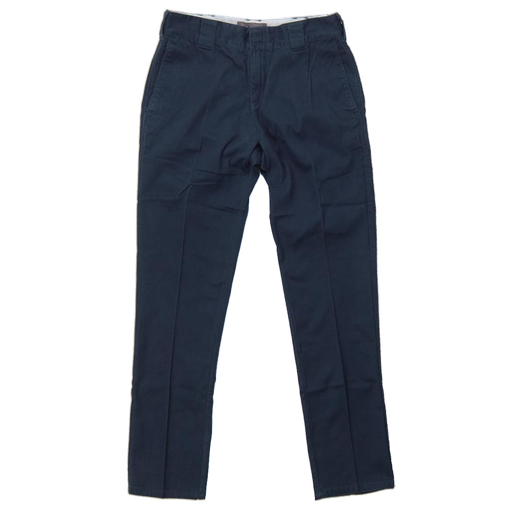 BLUE PANTS & KHAKIS Universally flattering and always appropriate, blue pants are a cornerstone of any modern guy's wardrobe. Great for both work and play, our selection of men's khaki pants in your favorite shades of blue come in all sorts of sizes and fits.