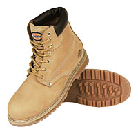dickies cleveland super safety boot honey size 9 dickies redland