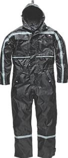 Dickies, 1228[^]5753F Dartmouth Waterproof Coverall Black