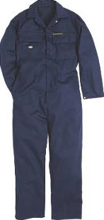 Dickies, 1228[^]78422 Proban Fire-Retardant Coverall Navy X