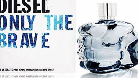 Diesel Only The Brave Eau De Toilette Spray for Men 50ml