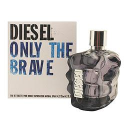 Diesel perfume for Diesel only the brave tattoo gift set 50ml