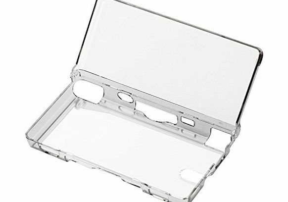 digiflex crystal clear protective case for nintendo ds lite game console review compare. Black Bedroom Furniture Sets. Home Design Ideas