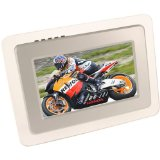 Digital Frames Direct 7` Super Clear Silver Digital Photo Frame product image