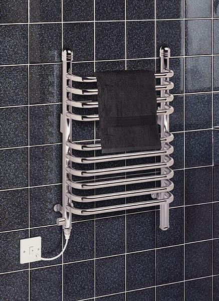 BR150C 150W 43cm Ladder Towel Rail in