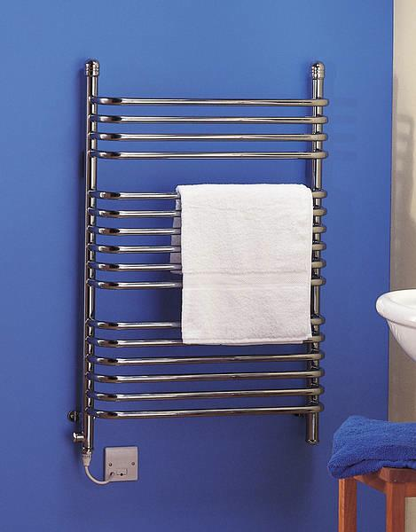 BR200C 200W 63cm Ladder Towel Rail in
