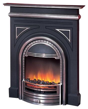 Dimplex Burlington Cast Aluminium Fireplace Bln15 Review Compare Prices Buy Online