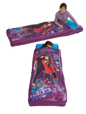 Camp Rock Tween Rest and Relax Ready Bed