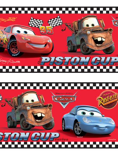 Disney Pixar Cars Border