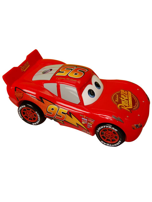 Cars Lightning Mcqueen Projection Alarm