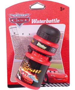 Cars Plastic Water Bottle
