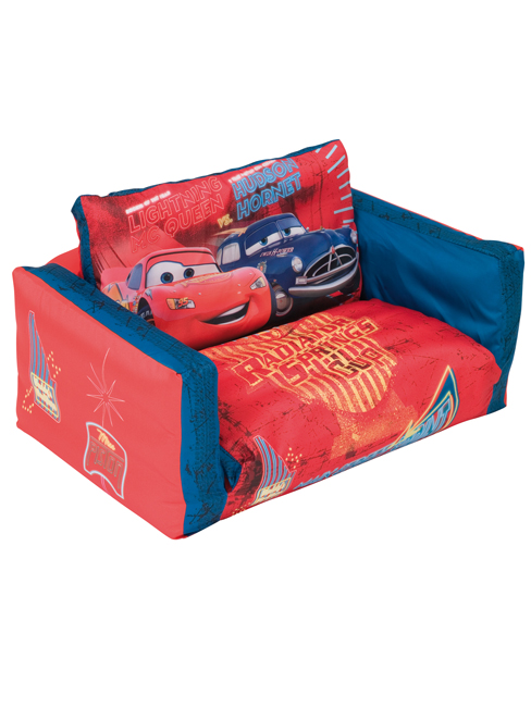 disney cars sofa bed and flip out sofa ready room review