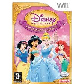 DISNEY Disney Princess Enchanted Journey Wii product image