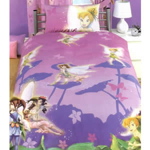 Fantasy Single Rotary Duvet Set