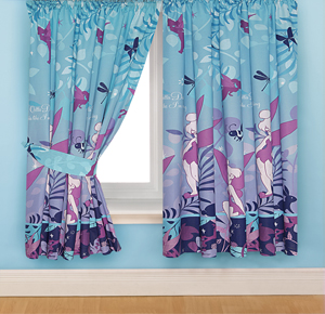 Fairies Magic 66` x 72` Curtains