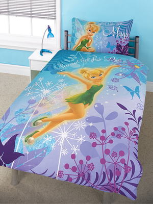 Fairies Magic Single Duvet Cover Set