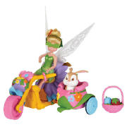 Fairies Tinkerbells Bike & Pet Carriage