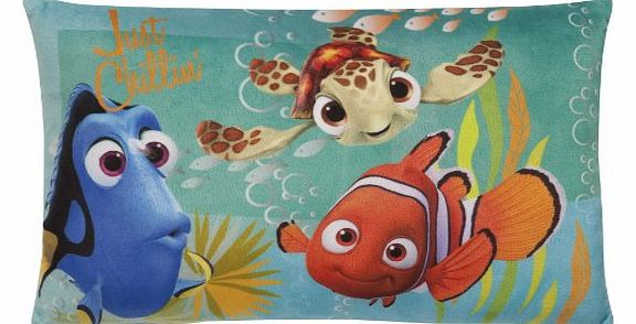 Disney Finding Nemo and Friends Rectangular Printed Cushion