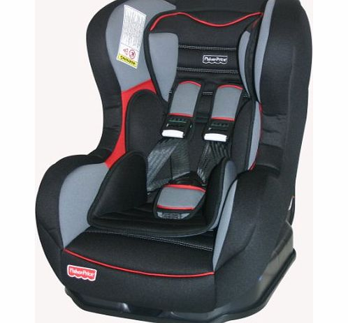 Fisher Price Safe Voyage Deluxe Convertible Car Seat