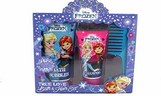 Disney Frozen Disney- Frozen True Love Bath amp; Hair set (1 PACK)