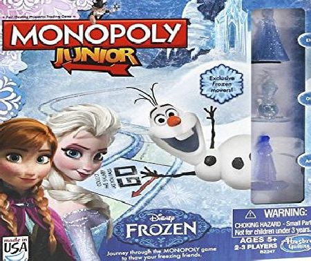 Disney Frozen Monopoly Junior product image