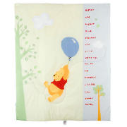 This Disney Honey Tree Winnie the Pooh quilt is made from 50 cotton  - CLICK FOR MORE INFORMATION