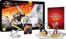Disney Interactive Studios, 1559[^]40250 Disney Infinity 3.0 Star Wars Starter Pack on PS3