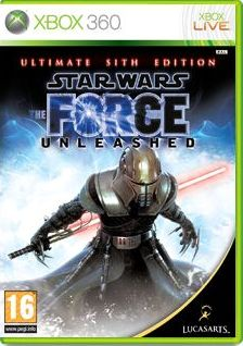 Disney Interactive Studios, 1559[^]40473 Star Wars: The Force Unleashed - Sith Edition on