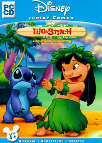 DISNEY Lilo & Stitch Hawaiian Discovery PC
