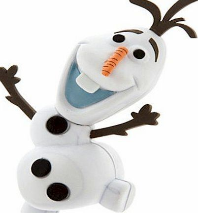 Disney Parks Olaf Snowman from Frozen Large Car Antenna Topper