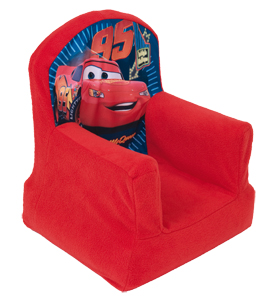 Pixar Cars Cosy Chair